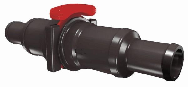 Takaiskuventtiili letkuun 25 tai 38 mm