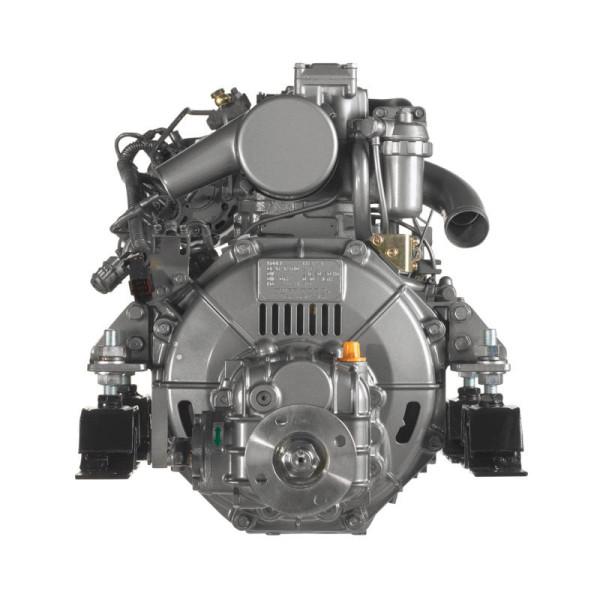 9,1 hp/6,7 kW Yanmar 1GM10, KM2P 2.21:1