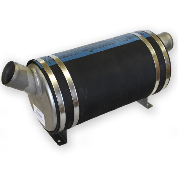 Vesilukko/ äänenvaimennin Ø 40 mm