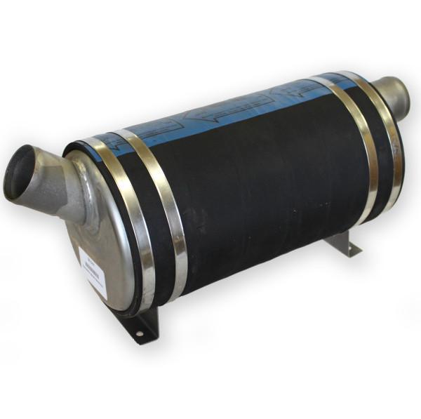 Vesilukko/ äänenvaimennin Ø51 mm