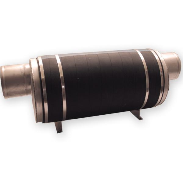 Ø127 Vesilukko/ äänenvaimennin