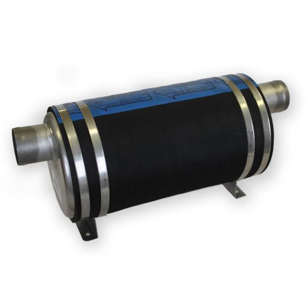 Vesilukko/ äänenvaimennin Ø 45 mm