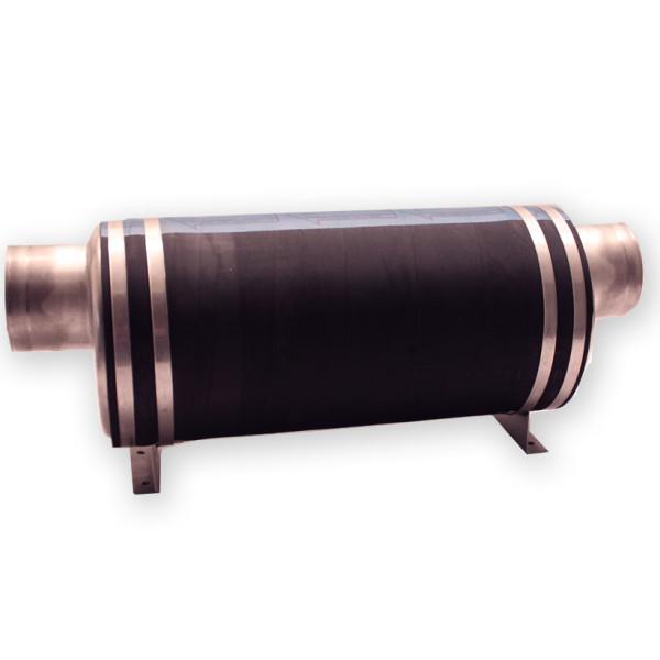 Ø60 Vesilukko/ äänenvaimennin