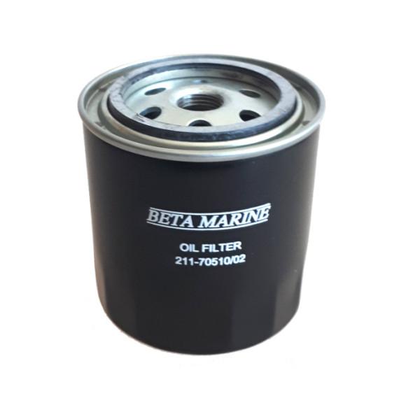 Öljynsuodatin 43 - 50 hp. Beta Marine