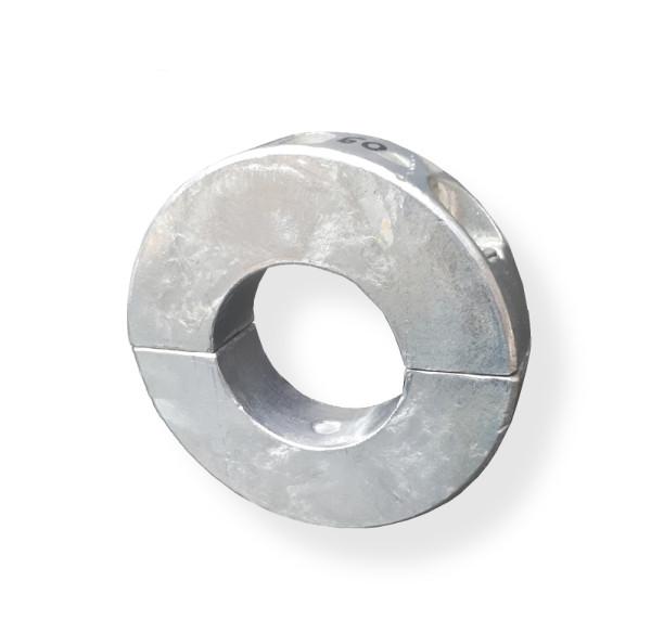 Akselianodi, kapea malli Ø 60 mm