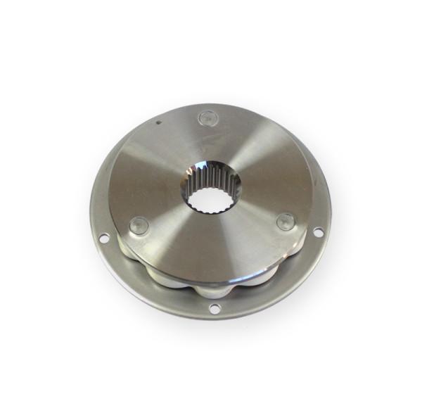 2B4 R&D vetolevy Ø 155,5 mm