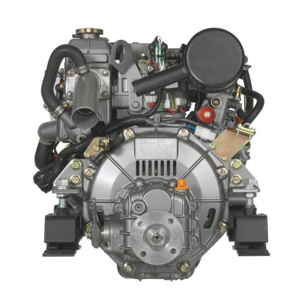 14 hp/10,3 kW Yanmar 2YM15 KM2P 2.62:1