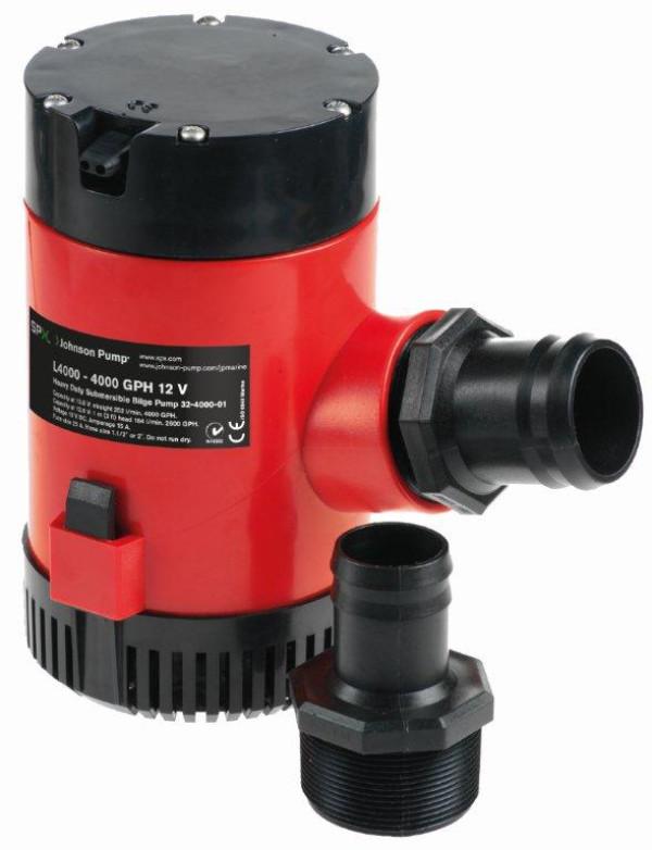 Pilssipumppu L4000-24V