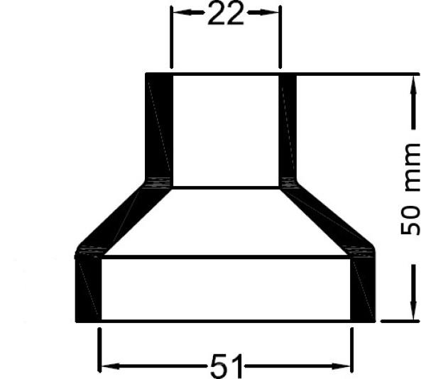 3365 Bowman  kumipääty 70 mm/22 mm