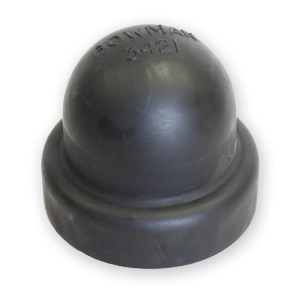 3421 Bowman lammonv. kumipääty 90 mm, sokea