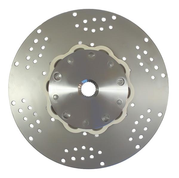 3M2 R&D Vetolevy Ø 362,0 mm