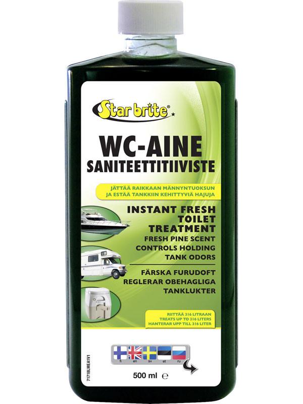 Saniteettitiiviste WC-aine mänty