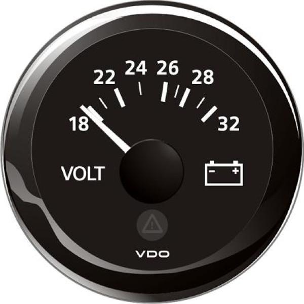 Volttimittari 18-32 V Ø 52mm