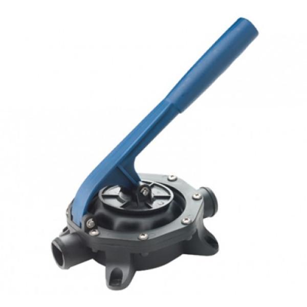 Käsikäyttöinen kalvopumppu, 0,44 l/pumppaus, poist