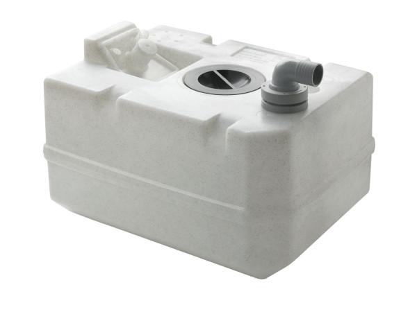 Septitankki 60 l, sisältää liittimet Comfort(ilman