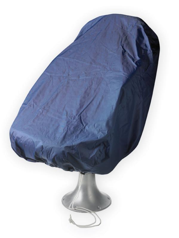 Istuinpäällinen, sininen