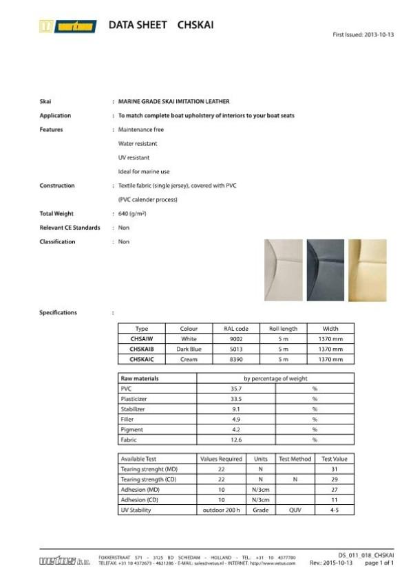 Verhoiluvinyyli, 500x137 cm rulla, beige