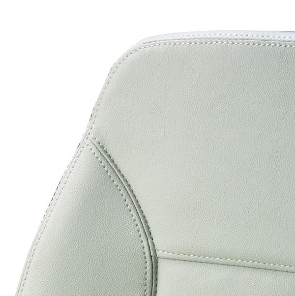 Verhoiluvinyyli, 500x137 cm rulla, valkoinen
