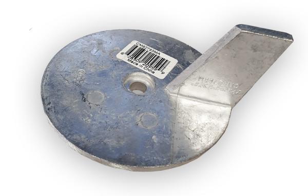 YAMAHA Anode KIT 25-30 HP Alumiinia