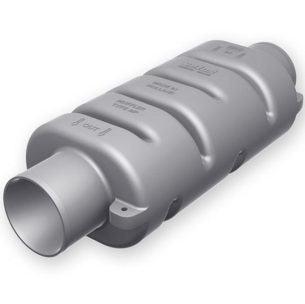 Äänenvaimennin MP100 Ø 100 mm