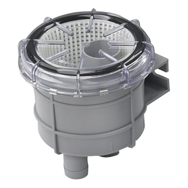 Raakavesisuodatin FTR140, letkuliitännät Ø 13 mm