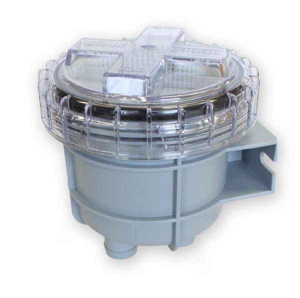 Raakavesisuodatin FTR330, letkuliitännät Ø 19 mm