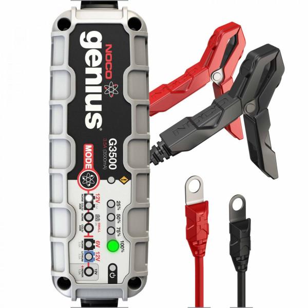 Genius G3500 laturi 6/12V 3.5A Noco