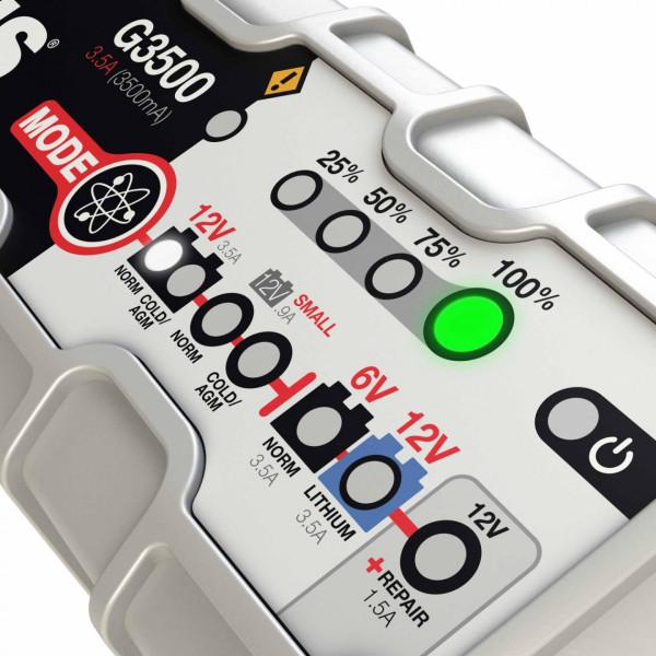 Akkulaturi Noco G3500 6/12V - 3.5A