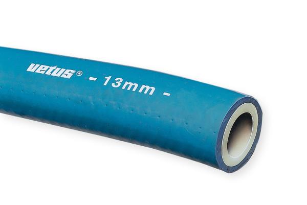 Kuumavesivaraajan letku, Ø 13 mm (rll 10 m)(per me