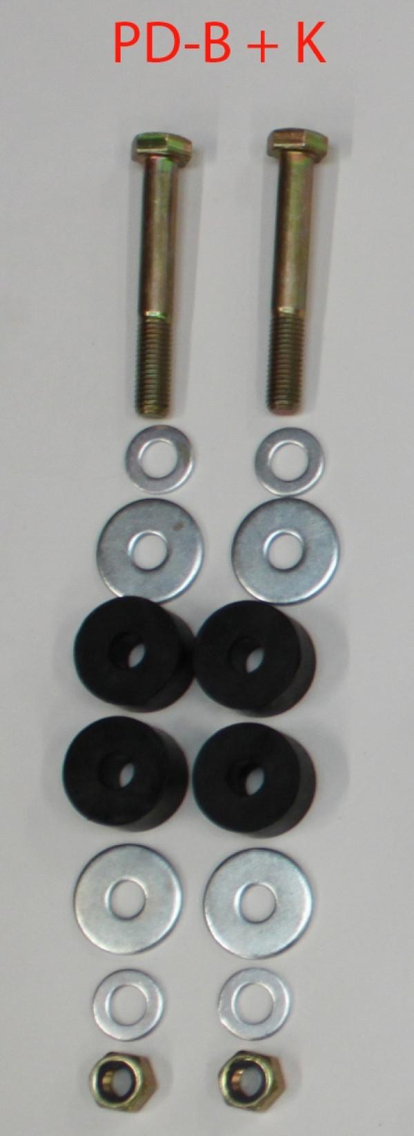 Kumisarja P60-B ja P60-K