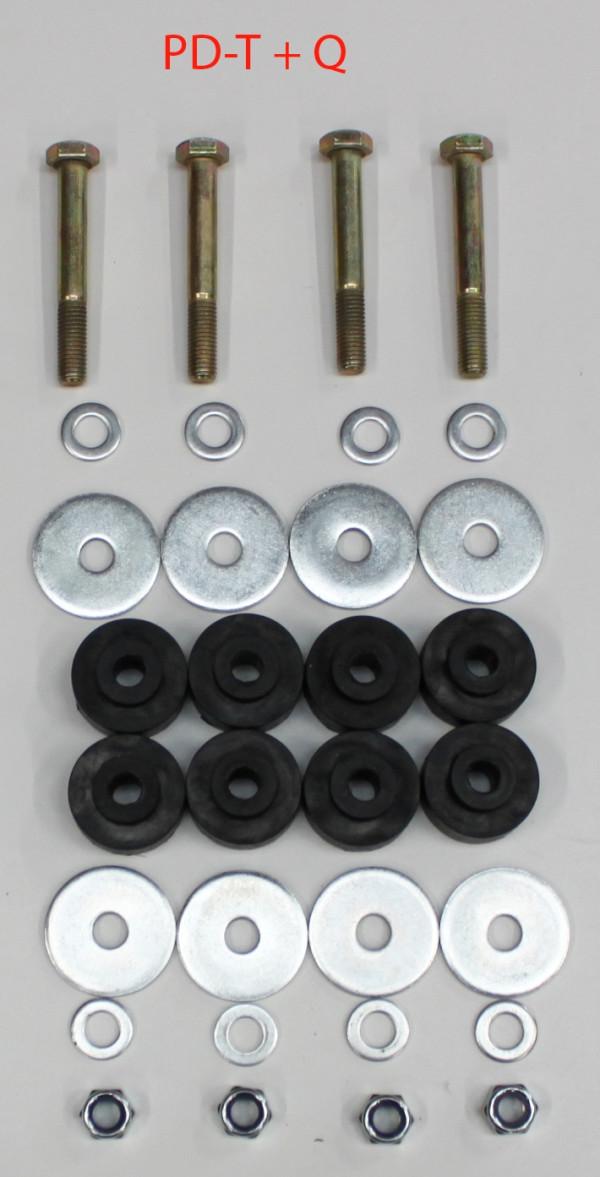 Kumisarja P110-T, P140T, P200-T ja P200-Q