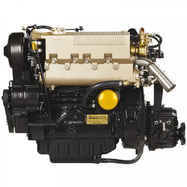 35 hp/25,5 kW Lombardini moottori TMC60 2.0:1