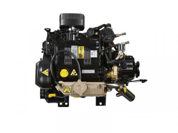 11 hp/8,1 kW Lombardini moottori TMC40 2.0:1 LDW502M
