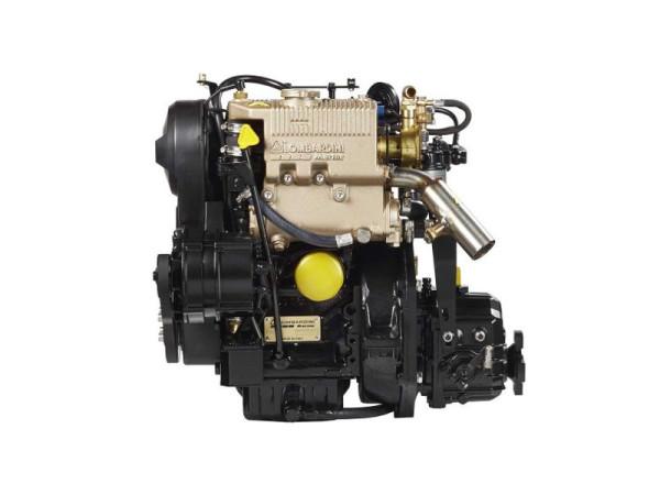18 hp/13,2 kW Lombardini 2.6:1 LDW702M merimoottori