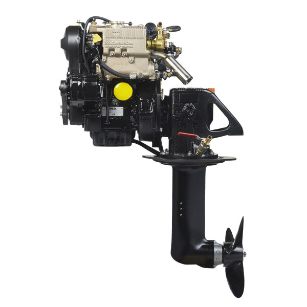 18 hp/13,2 kW Lombardini Sail-Drive 2.18:1 LDW702SD