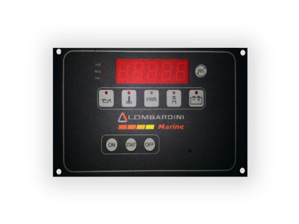 Aggregaatti 20 kVA - 16 kW 230 Volt 1LD440LMG1404MG