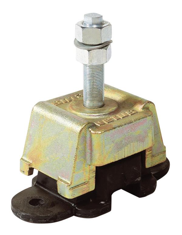 Joustava kumityyny LMX340, 55 sh.