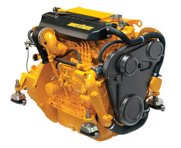 42 hp Vetus M4.45 merimoottori 2.5:1