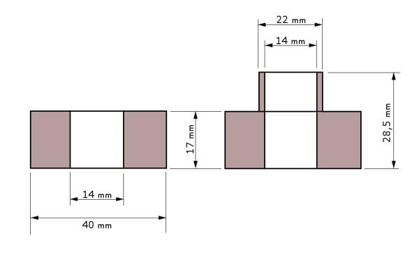 Mepra nivelyksikon laipan kumisarja suora + olake