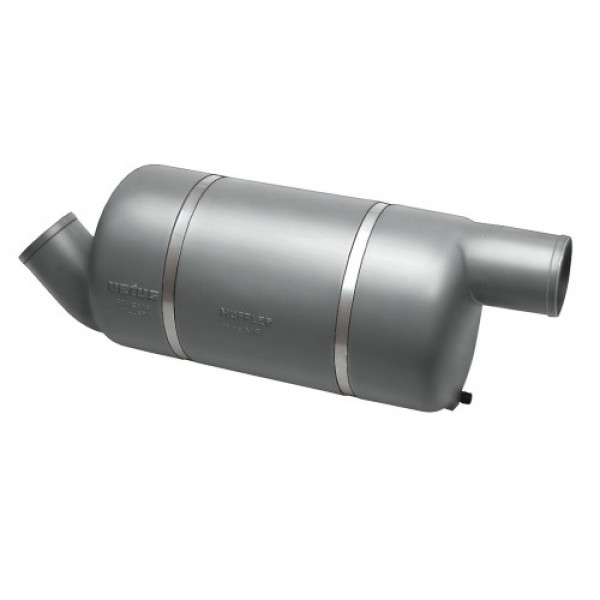 Äänenvaimennin MF125 Ø 125 mm