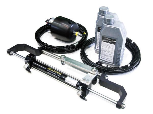 Perämoottorin hydrauliohjaus max. 95 hp Seafirst