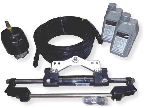 Perämoottorin hydrauliohjaus max. 150hp