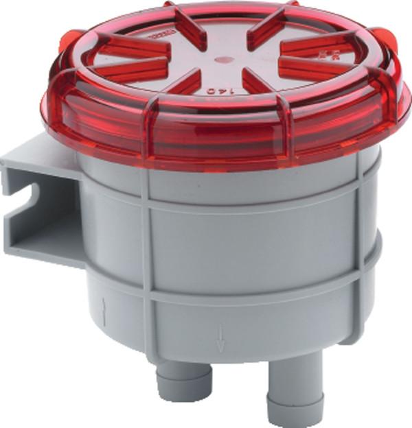 Hajusuodatin dieselelle (Ainoastaan Ø 16 mm letkui