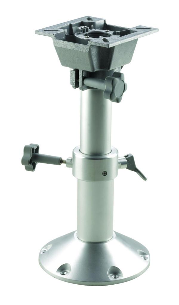 Säädettävä istuinjalka 350-470 mm