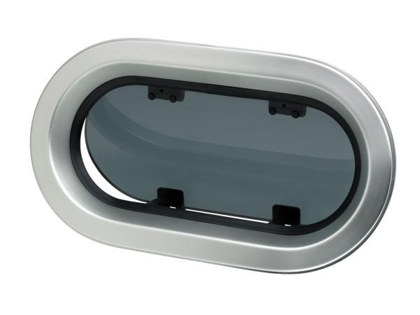 Alumiininen runkoikkuna PM123, luokitus A3 (sis. H