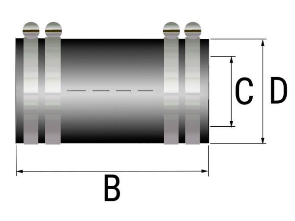 Ø60 mm Letkusarja