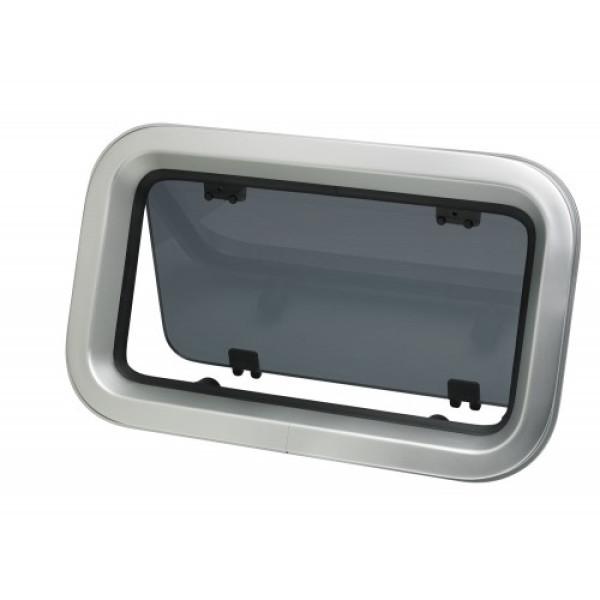 Alumiininen runkoikkuna PZ621, luokitus A1 (sis. H