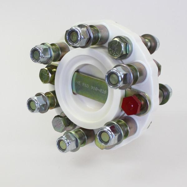 910-025 R&D Marine joustava akselikytkin