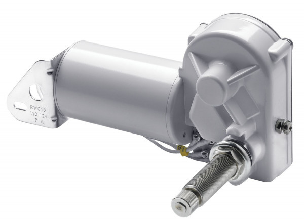 Tuulilasinpyyhkijän moottori 24V 50mm rihla-akseli