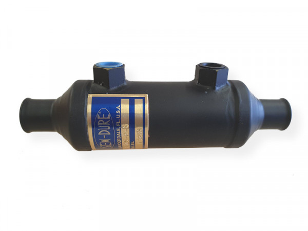 Öljylammonvaihdin vesiØ32/ öljy NPT3/8